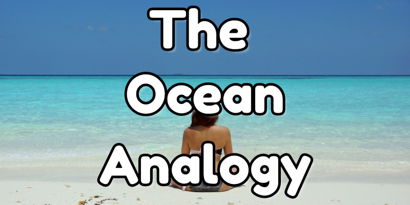 Transcendental Meditation Ocean Anology