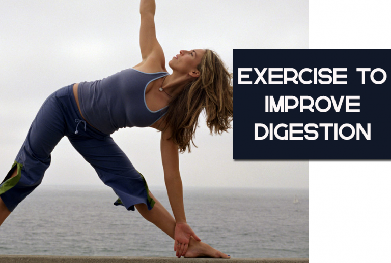 Exercise to Improve Digestion