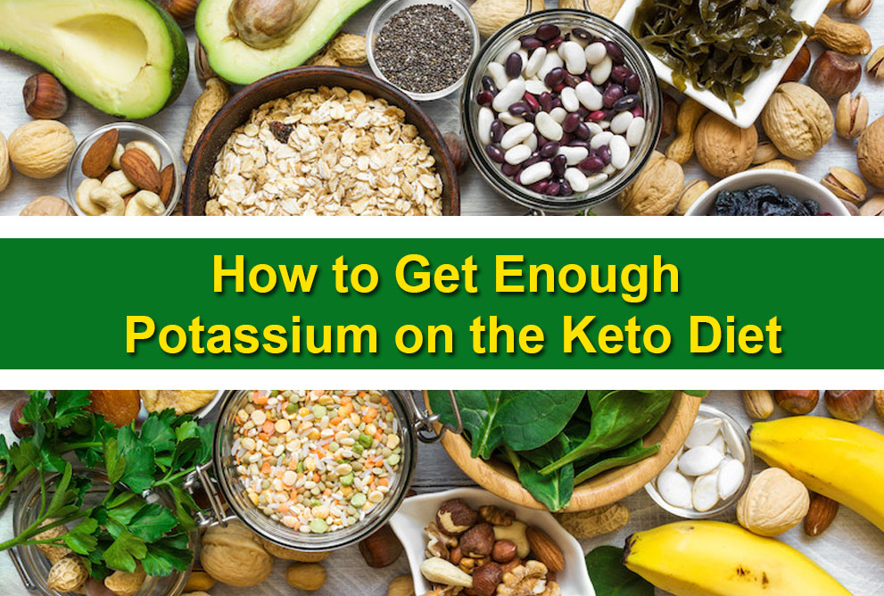 How to Get Enough Potassium on the Keto Diet