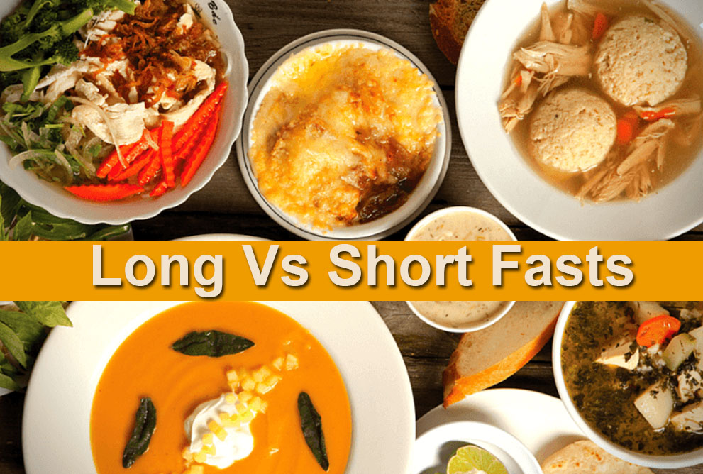 Long Vs Short Fasts