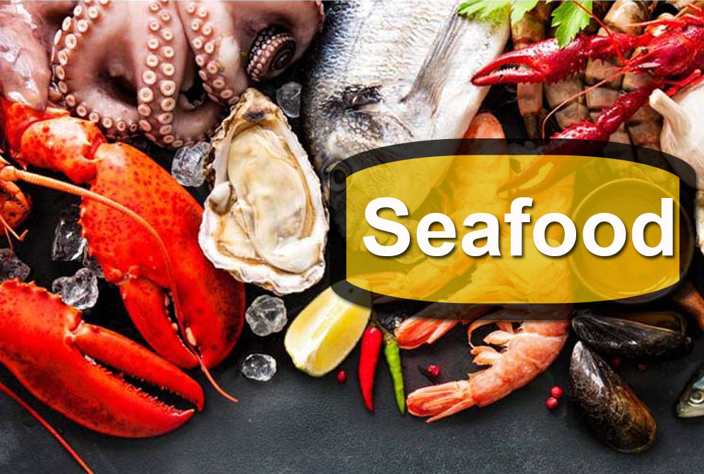 Seafood and Keto Diet